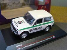 1/43 Ist Lada Niva VAZ 2121 1993 Policia Slowakei 118