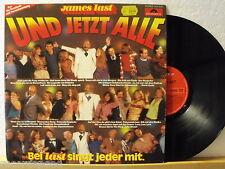 ★★ LP - JAMES LAST - Und jetzt alle (Rucki Zucki / Kreuzberger Nächte) - 1978