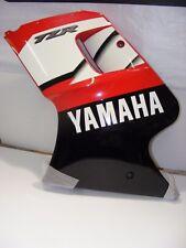 flanc carénage gauche YAMAHA  TZR 50  2002  piece origine  ref: 4YV-X835J-R06X