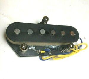 Fender American Standard Telecaster Guitar Alnico Bridge Pickup, 6.2k - USA