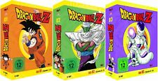 Dragonball Z - Box 1-3 - Episoden 1-107 - DVD - NEU