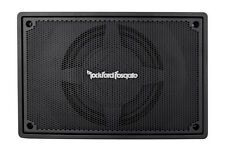 "Rockford Fosgate PS-8 Single 8"" Punch Powered Loaded Subwoofer Enclosure PS8"