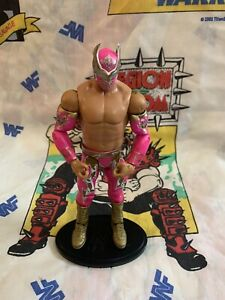 Sin Cara - WWE Mattel Basic Series 34 Wrestling Figure Pink