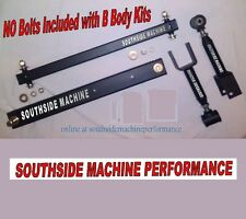 Boxed and welded Adjustable Rear control arm Kit Caprice Impala GM B Body