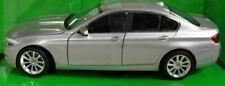 Welly 1/24 ,BMW 535i , Silver, Classic Metal Model Car