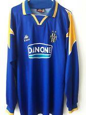 FC JUVENTUS 1994/1995 AWAY FOOTBALL SHIRT KAPPA ITALY