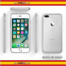 Funda gel TPU flexible transparente para iPhone 8 Plus (5.5) Ultra-thin cover