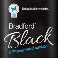 Bradford Black ceiling batts - R4.1 - 430 x 1160 (205mm thick - 5.0m2/pack) -...