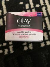 Olay Double Action Nourishing & Regenerating Night Cream Normal/Dry 50 ml