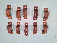 Mopar B Body Misc Molding brackets  Lot