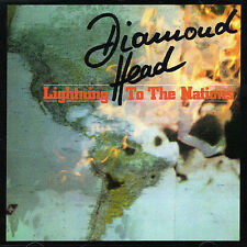 Lightning to the Nations (The White Album) by Diamond Head (Metal) (CD,...