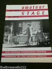 AMATEUR STAGE - BUTLEY - JUNE 1976