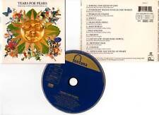 "TEARS FOR FEARS ""Tears Roll Down - Greatest Hits 82-92"" (CD) 1992"