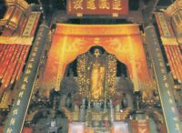 Unused Postcard. Cultural Relic, Image of Jade Buddha, Shanghai, China c7