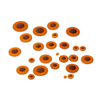 25x Tenor Saxophone Pads Replacement Set for Tenor Saxophone Accessory