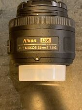 Nikon 35mm 1.8G DX Lens