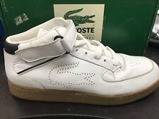 Lacoste Schuhe Turbo white US 10.5 / EU 44.5 Sammlerstück - Rare