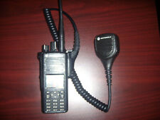 Motorola Xpr 7550 Uhf Radio Model Aah56Rdn9Ka1An w/ Pmmn4025A Mic