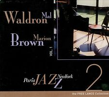 MAL WALDRON & MARION BROWN  songs of love and regret