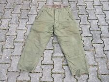 US ARMY AIR FORCE USAAF Flight Trousers Pants A-10 Alpaca WW2 WK2 Fliegerhose 38