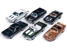 Johnny Lightning 1:64 Classic Gold 2018 Release 3 Diecast Car Set of 6 Jlcg015-B