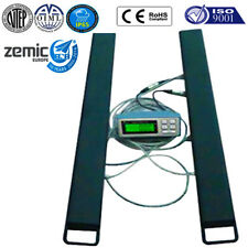 Weigh Bars 2500kg WB2500 Zemic Scale Cattle Crush Rodent-Proof 0.5kg increments