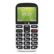 Doro 1362  White Dual SIM -Unlocked Mobile Phone Excellent Condition