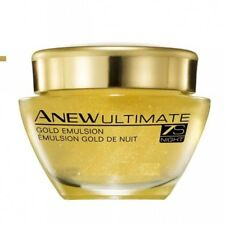AVON Anew Ultimate 7S Night Gold Face Emulsion 50ml NEW