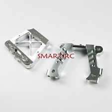 Silver Front Rear bulkhead for 1/5 HPI Rovan King Motor Baja 5B SS 5T Smart