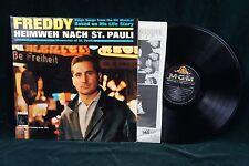 MGM E-4195 Freddy Quinn Heimweh Nach St. Pauli Soundtrack VG+/VG+ ~ J:VG+