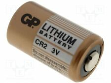 Battery: lithium; 3V; CR2; ¨16x27mm; non-rechargeable[1 pcs]