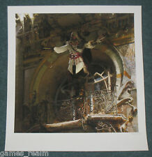 Assassins Creed II 2 Ezio Craig Mullins Giclee Lithograph Limited Collectors NEW