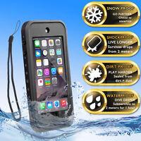 Waterproof Shockproof Heavy Duty Hard Case Cover For Apple iPod Touch 6 5 th Gen
