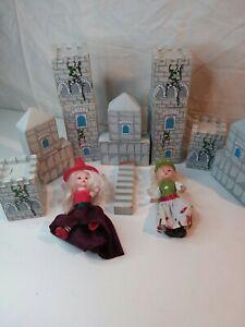 Alexander Dell Wood Castle Princess Play Set McDonald's 2007-2009