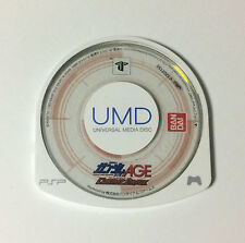 USED PSP Disc Only Mobile Suit Gundam AGE Cosmic Drive JAPAN Sony PS Portable