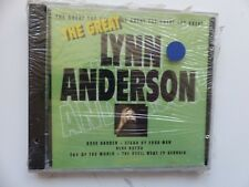 CD Album The great LYNN ANDERSON   great 039