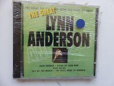 CD Album The great LYNN ANDERSON   great 039