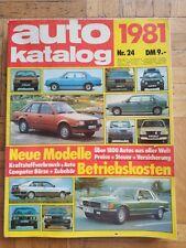 auto katalog 1982 Nr.25