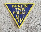 Berlin Township New Jersey Police Shoulder Patch