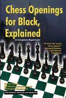 Chess Openings for Black, Explained: A Compl... by Perelshteyn, Eugene Paperback