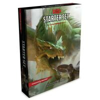 Dungeons & Dragons Starter Set Box Boxed Set DnD D&D 5E RPG