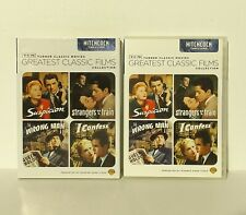 TCM Greatest Classic Films Collection: Alfred Hitchcock Thrillers (DVD, 2009)