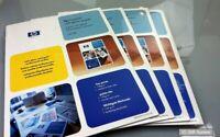HP C4179B Laserpapier, satiniert, DIN A4, 120g/m², 40 Blatt (4 Packs a 10 Blatt)