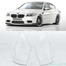 For BMW E90 2004-2007 Front Head Light Lamp Lens Cover Car Accessaries 2PCS/SET
