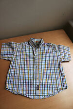 Used Boys - Timberland - Checked Shirt  -  23 Months