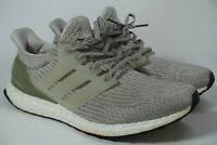 Adidas Ultra Boost 3.0 size 1.5 Pearl Grey/White. BA8847. Olive trace cargo. NMD