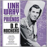 Link Wray And Friends - D.C. Rockers [CD]