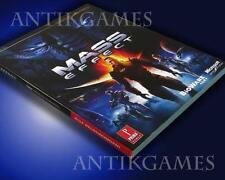 Mass Effect 1 I  English Prima offzielles Lösungsbuch Spieleberater Lösung
