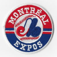 Montreal Expos Iron on Patches Embroidered Patch Badge Applique Sew Emblem BL