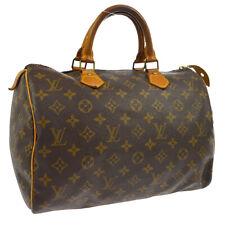 LOUIS VUITTON SPEEDY 30 HAND BAG VI0931 PURSE MONOGRAM CANVAS M41526 A46654g